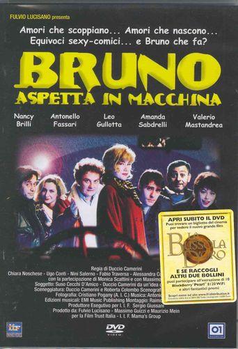 Bruno aspetta in macchina Poster