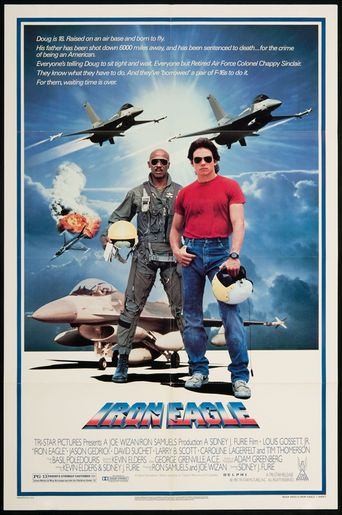 Watch Iron Eagle