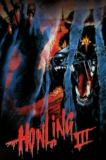 Howling III: The Marsupials Poster