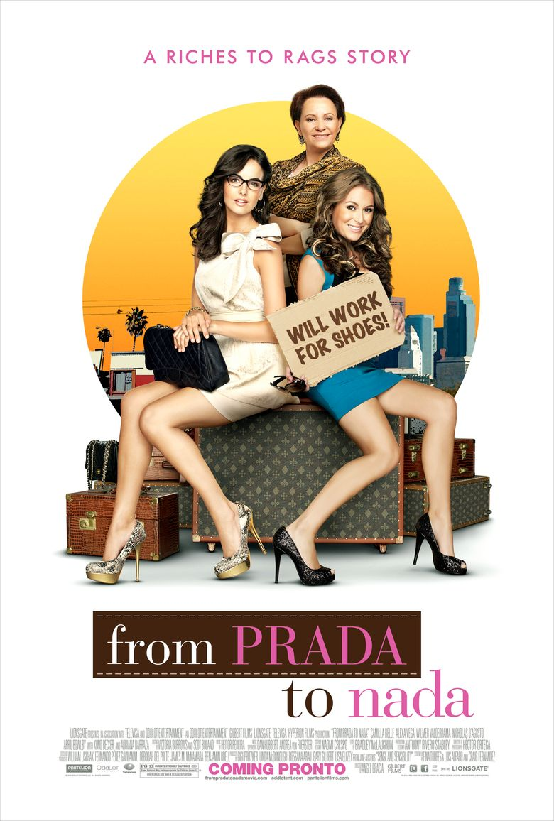 From Prada to Nada Poster