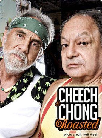 Cheech & Chong Roasted Poster