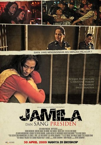 Jamila and the President Poster