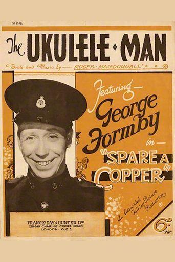 Spare a Copper Poster