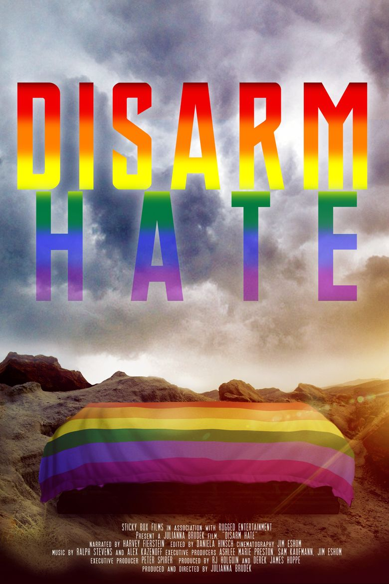 Disarm Hate Poster