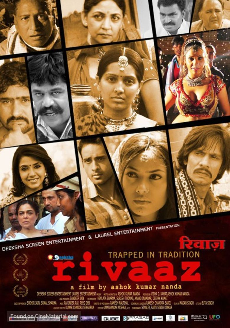 Trapped in Tradition: Rivaaz Poster