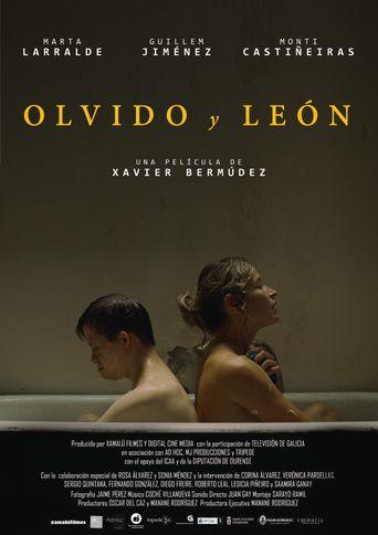 Olvido y León Poster