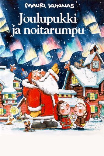 Santa Claus and the Magic Drum Poster