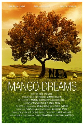 Mango Dreams Poster