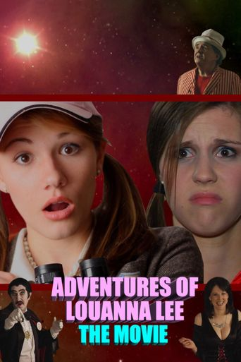 Adventures of Louanna Lee: The Movie Poster