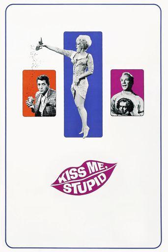 Kiss Me, Stupid Poster