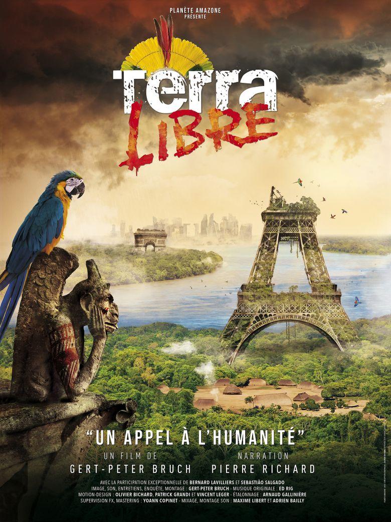 Terra Libre Poster