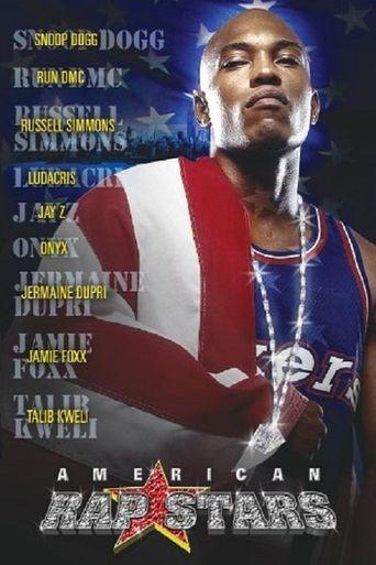 American Rap Stars Poster