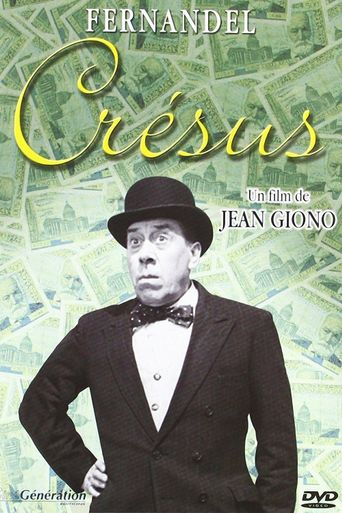 Croesus Poster