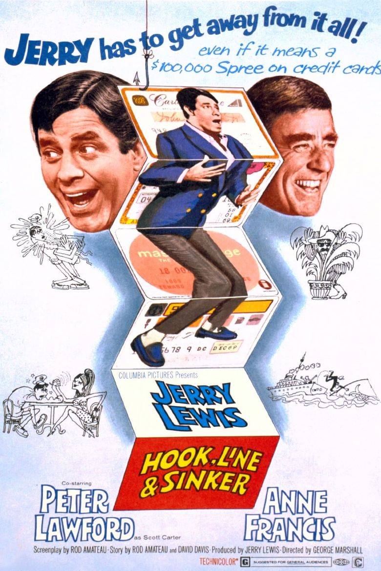 Hook, Line And Sinker Poster