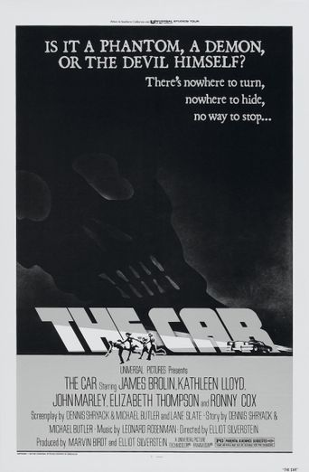 The Car Poster