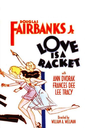 Love Is a Racket Poster