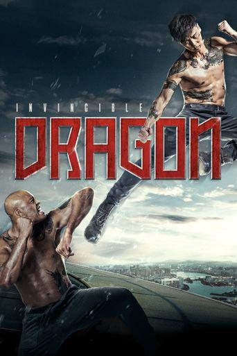 The Invincible Dragon Poster
