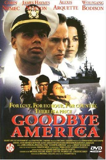 Goodbye America Poster