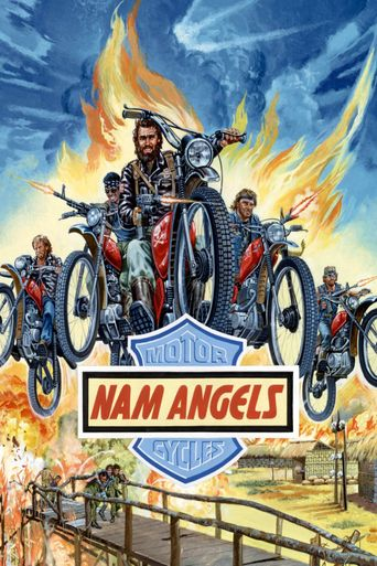 Nam Angels Poster