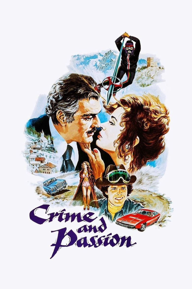 Crime and Passion Poster