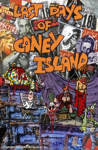 Last Days of Coney Island Poster