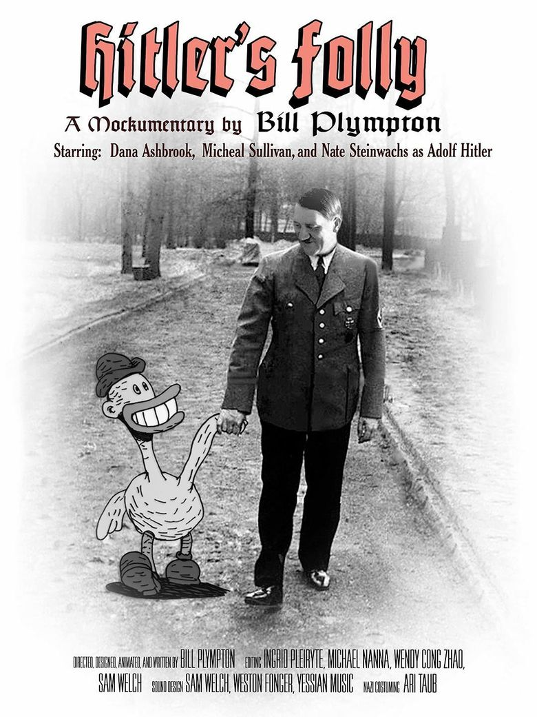 Hitler's Folly Poster
