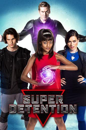 Super Detention Poster