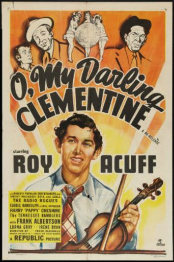 O, My Darling Clementine Poster