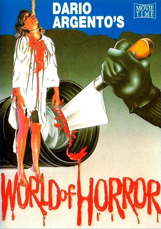 Dario Argento's World of Horror Poster