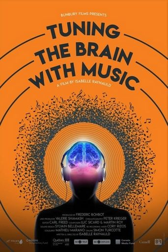 Tuning the Brain with Music Poster