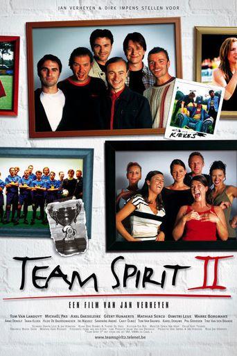 Team Spirit 2 Poster