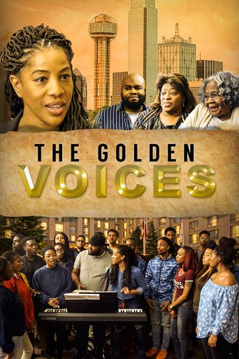 The Golden Voices Poster