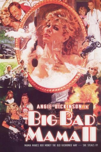 Big Bad Mama II Poster