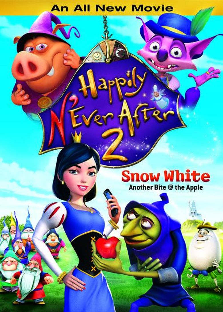 Happily N'Ever After 2 Poster