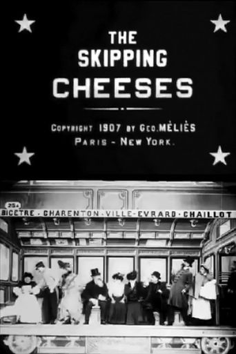 The Skipping Cheese Poster