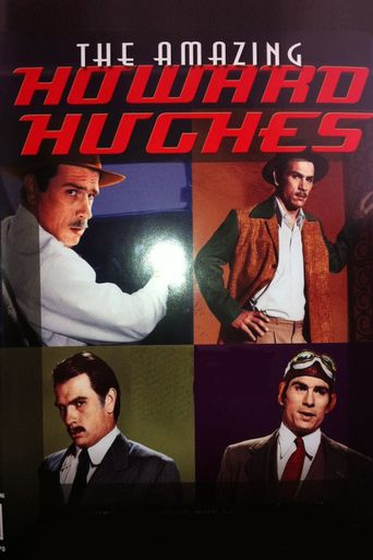 The Amazing Howard Hughes Poster