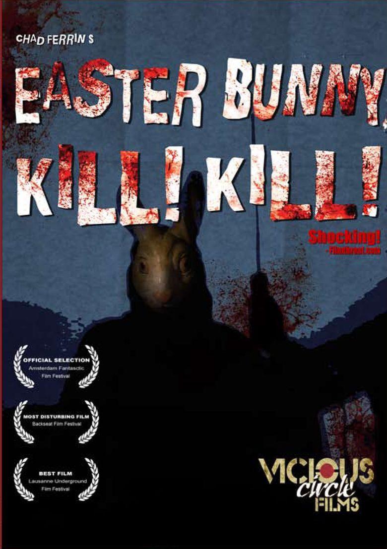 Easter Bunny Kill! Kill! Poster