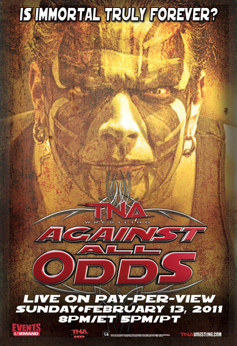 TNA Against All Odds Poster