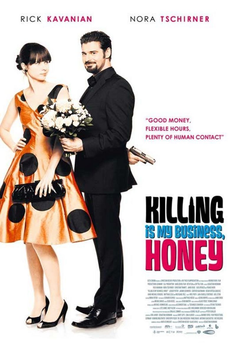 Killing Is My Business, Honey Poster