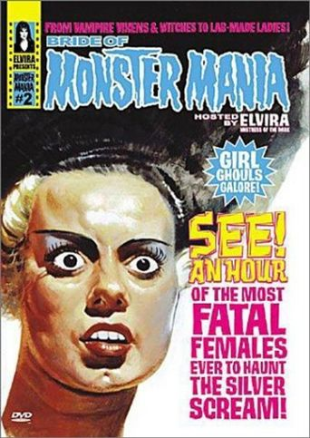 Bride of Monster Mania Poster