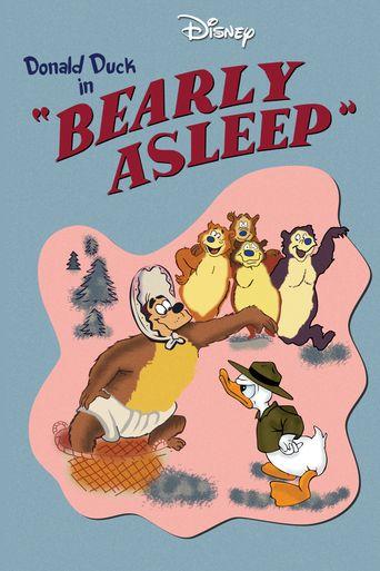 Bearly Asleep Poster
