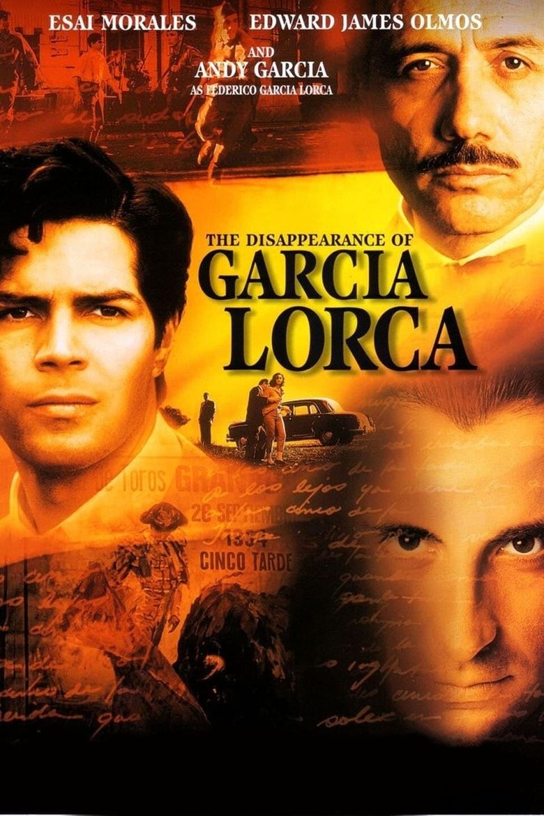 The Disappearance of Garcia Lorca Poster