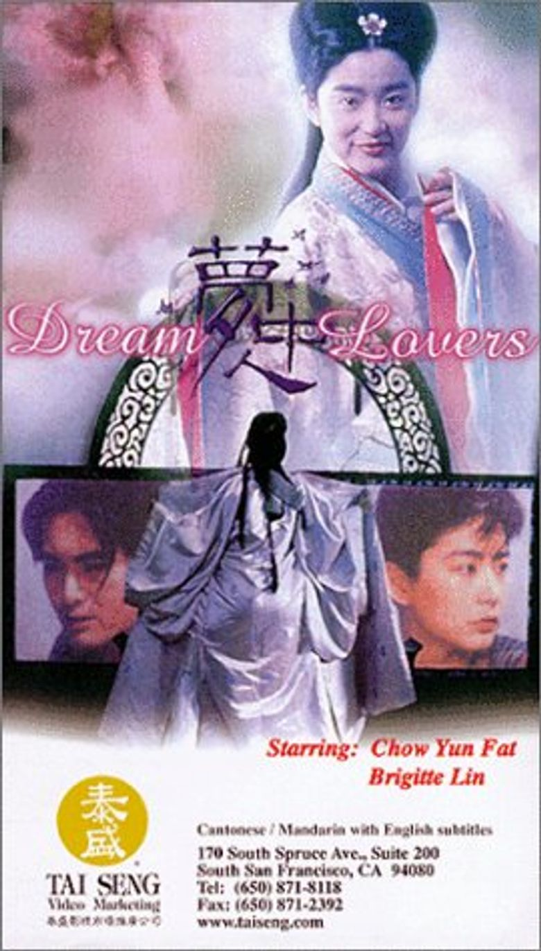 Dream Lovers Poster