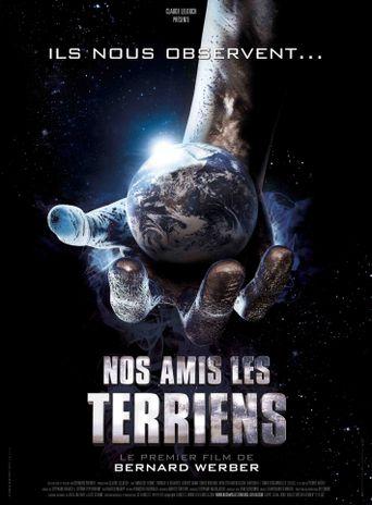 Nos amis les Terriens Poster