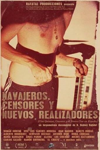 Navajeros, censores y nuevos realizadores Poster