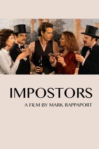 Impostors Poster
