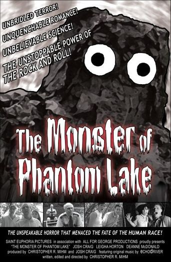 The Monster of Phantom Lake Poster