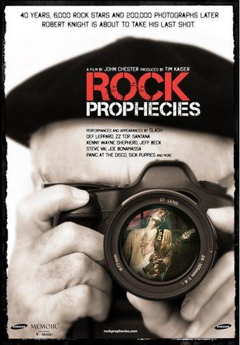 Rock Prophecies Poster