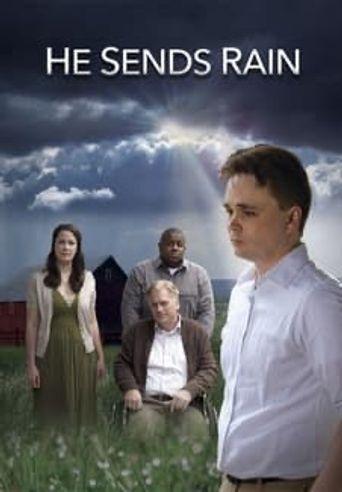 He Sends Rain Poster