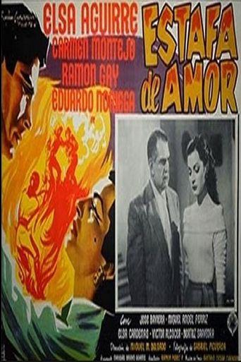 Estafa de amor Poster